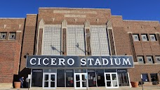 Cicero Stadium, Clyde Park District chicago USA