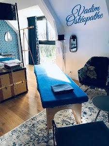 Vadim - Ostéopathe à domicile et entreprise
