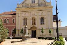 Zsolnay Fountain, Pecs, Hungary