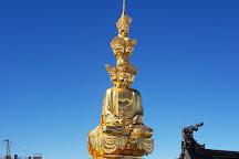 Wannian Temple, Emeishan, China