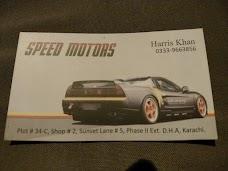 Speed Motor Sports karachi