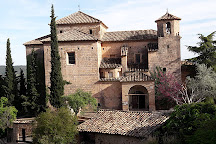 Colegiata Santa Maria la Mayor, Alquezar, Spain