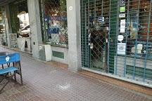Paseo de la Historieta, Buenos Aires, Argentina