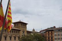 Circulo Oscense, Huesca, Spain