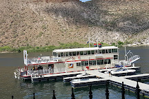 the Dolly Steamboat, Tortilla Flat, United States