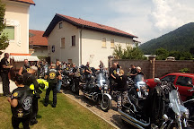 The Grom Motorcycle Museum, Vransko, Slovenia