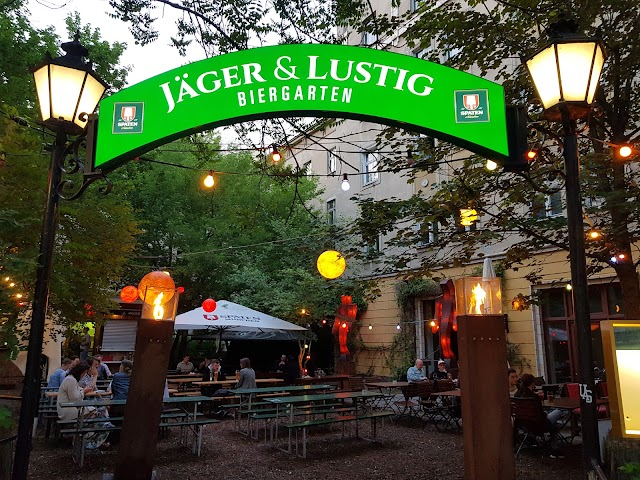 Restaurant Jäger & Lustig