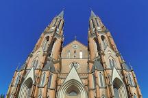Igreja Matriz Sao Sebastiao Martir, Venancio Aires, Brazil