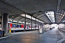 Lucerne Station, Lucerne, Switzerland