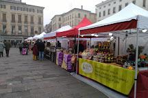 Piazza della Frutta, Padua, Italy