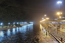 Pampa (Pamba) River, Kuttanad, India