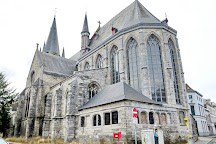 Église Saint-Jacques, Tournai, Belgium
