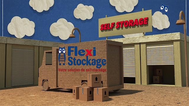 Flexi Stockage Paris (75)