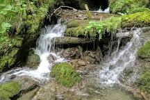 Hinanger Wasserfall, Sonthofen, Germany