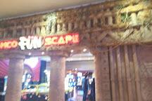 Namco Funscape, Manchester, Manchester, United Kingdom