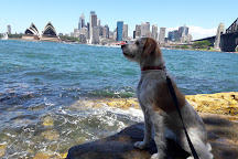 Dr Mary Booth Lookout Reserve, Kirribilli, Australia