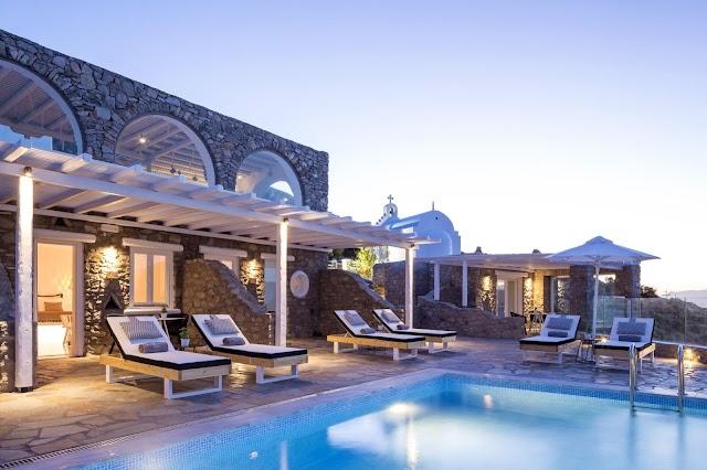 Mykonos 5 Suites & Villas