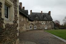 Chateau du Plessis-Mace, Longuenee-en-Anjou, France