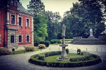 The Palace and Park Pławniowice, Gliwice, Poland