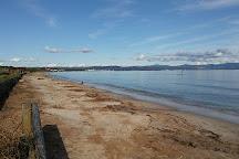 Beach La Bergerie, Hyeres, France