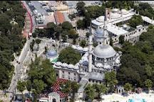 Eyup Sultan Mosque (Eyup Sultan Camii), Istanbul, Turkey