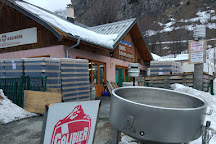 Galibier Brewery, Valloire, France