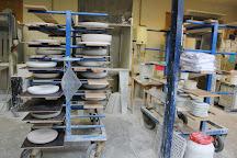 Delft Pottery De Delftse Pauw, Delft, The Netherlands