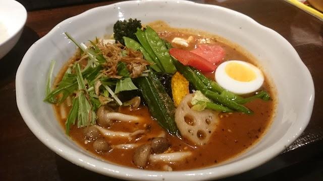 Nishitondendori Soup Curry