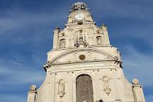 Eglise Sainte Croix, Nantes, France