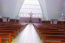 Igreja Matriz Sao Miguel Arcanjo, Sao Miguel Do Oeste, Brazil