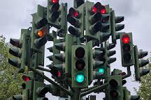 Traffic Light Tree, London, United Kingdom