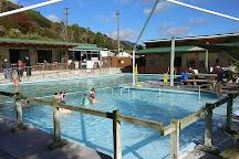 Waikite Valley Thermal Pools, Rotorua, New Zealand