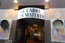 Le Carré des Maîtres, Vals-les-Bains, France