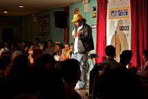 EastVille Comedy Club, New York City, United States
