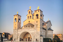 Cathedral of the Resurrection of Christ, Podgorica, Montenegro