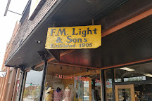 F.M. Light & Sons, Steamboat Springs, United States