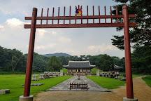 Hongneung and Yureung Royal Tombs, Namyangju, South Korea