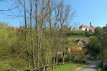 Tauberbrucke, Rothenburg, Germany
