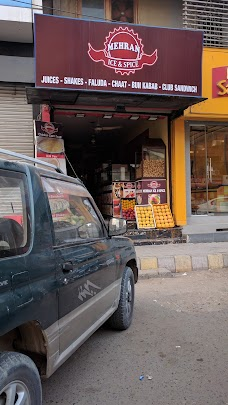 Mehran Ice And Spice karachi
