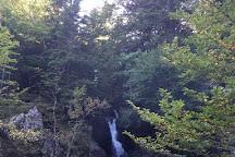Cascade de Chorsin, Sauvain, France