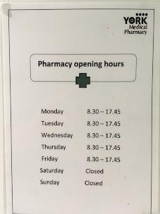 York Medical Pharmacy york