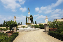 Villa Medicea di Castello, Florence, Italy