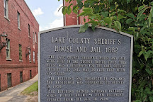Lake County Sheriff's House & Jail, Crown Point, United States