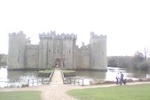 Bodiam Castle, Bodiam, United Kingdom