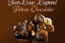 Jean Loup Legrand - Artisan Chocolatier, Spa, Belgium