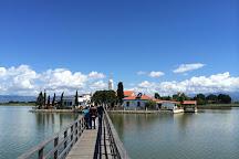 Vistonida Lake, Porto Lagos, Greece