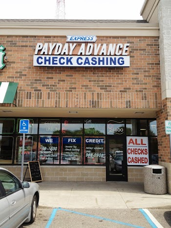 Express Payday Advance & Check Payday Loans Picture