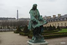 Jardin de l'Intendant, Paris, France