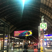 Автобусная станция   Frankfurt Frankfurt central
