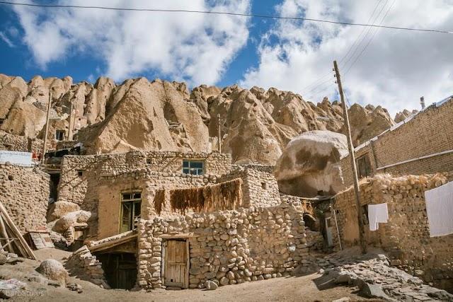 Kandovan Ancient Rocky Village
